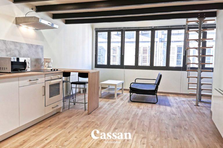 appartement loft