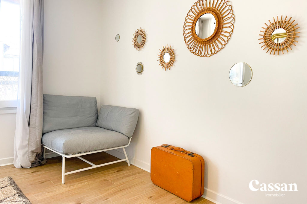 chambre fauteuil
